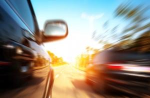 Speeding vehicles